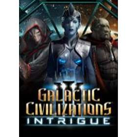 Galactic Civilizations III: Intrigue (Expansion) (PC)