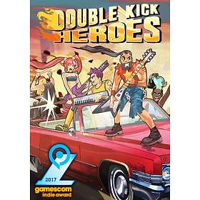 Double Kick Heroes (PC)