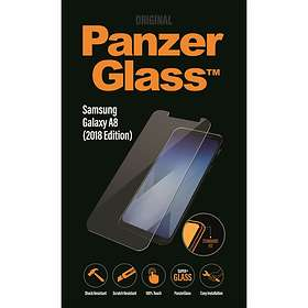 PanzerGlass Screen Protector for Samsung Galaxy A8 2018