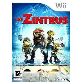 Aliens in the Attic (Wii)