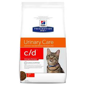 Hills Feline Prescription Diet CD Urinary Care Urinary Stress 4kg