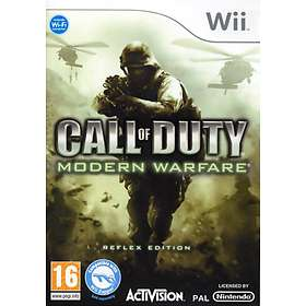Call of Duty 4: Modern Warfare - Reflex Edition (Wii)