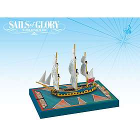 Sails of Glory: HMS Cleopatra 1779 (exp.)