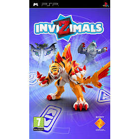 Invizimals (incl. Camera) (PSP)