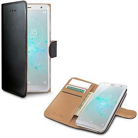 Celly Wallet Case for Sony Xperia XZ2 Compact