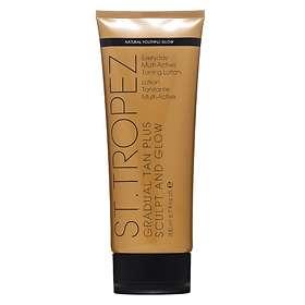 ST. Tropez Gradual Tan Plus Sculpt & Glow Tanning Lotion 200ml