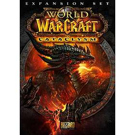 World of WarCraft: Cataclysm (Expansion) (PC)