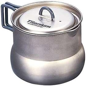 Evernew CA318 Titanium Tea Pot 0.8L