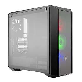 Cooler Master MasterBox Pro 5 RGB with Controller (Black/Transparent)
