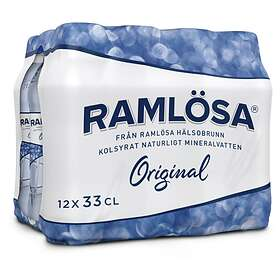 Ramlösa Original PET 0,33l 12-pack