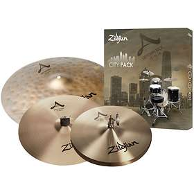 Zildjian A City Pack (12/14/18)