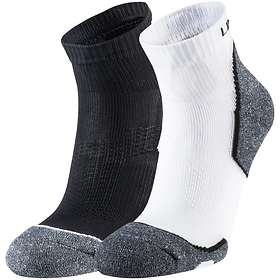 Line One Active Ankle Cut Sock 2-Pack