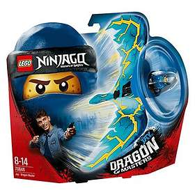 LEGO Ninjago 70646 Jay - Master of Dragons