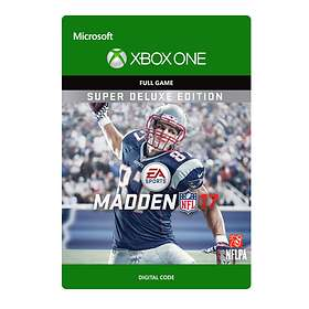 Madden NFL 17: Super Deluxe Edition (Xbox One)