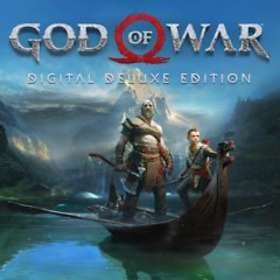 God of War - Digital Deluxe Edition (PS4)