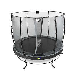 Exit Elegant Trampoline Deluxe with Safety Net 253cm