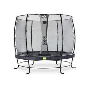 Exit Elegant Trampoline Deluxe with Safety Net 427cm