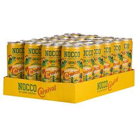 NOCCO BCAA Carnival Limited Edition 330ml 24-pack
