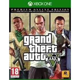 Grand Theft Auto V - Premium Online Edition (Xbox One)