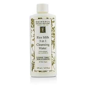Eminence Organics Rice Milk 3-In-1 Cleansing Water 125ml