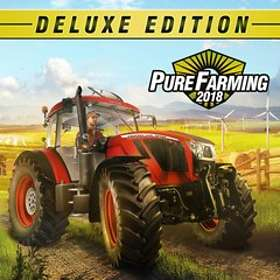 Pure Farming 2018 - Digital Deluxe Edition (PS4)