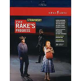 Stravinsky Igor Rakes Progress The