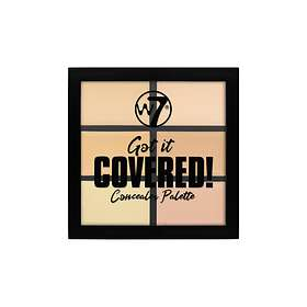 W7 Cosmetics Got It Covered Concealer Palette
