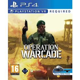 Operation Warcade (VR) (PS4)