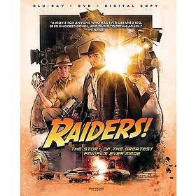 Raiders!: The Story of the Greatest Fan Film Ever Made (BD+DVD) (US)
