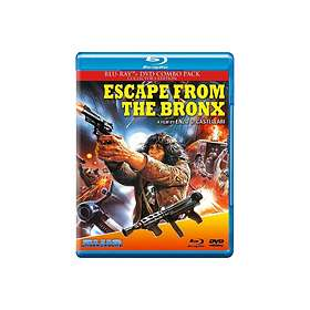 Escape from the Bronx (BD+DVD) (US)