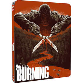 The Burning - SteelBook Limited Edition (BD+DVD)