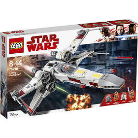 LEGO Star Wars 75218 Chasseur stellaire X-Wing Starfighter
