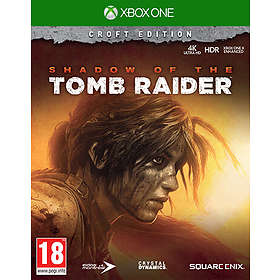 Shadow of the Tomb Raider - Croft Edition (Xbox One)