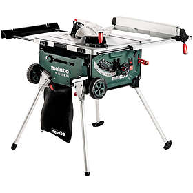 Metabo TS 36 LTX BL 254 with Stand (2x6.2Ah)