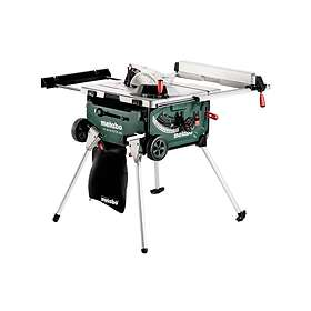 Metabo TS 36-18 LTX BL 254 with Stand (4x7.0Ah)
