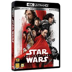 Star Wars - Episode VIII: The Last Jedi (UHD+BD)