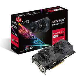 Asus Radeon RX 570 Arez Strix Gaming OC HDMI DP 2xDVI 4GB