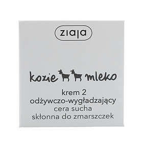 Ziaja Goat's Milk 2 Nourishing Smoothing Cream Dry Skin 50ml