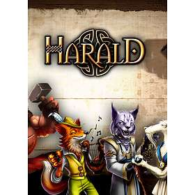 Harald: A Game of Influence (PC)