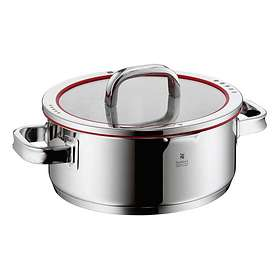 WMF Function 4 Casserole 24cm 4.1L (Low, with Lid)