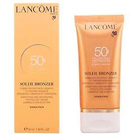 Lancome Soleil Bronzer Smoothing & Refreshing Protective Cream SPF50 50ml