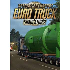 Euro Truck Simulator 2: Special Transport (Expansion) (PC)