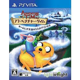 Adventure Time: The Secret of the Nameless Kingdom (JPN) (PS Vita)