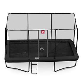 Jumpking Trampolines Rectangular Pro with Safety Net 370x250cm