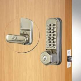 Codelocks CL255 Mortice Latch with Key Override