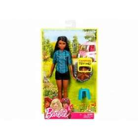 Barbie Camping Fun Doll FDB45