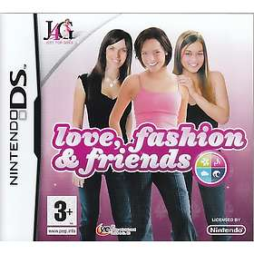 Love, Fashion & Friends (DS)