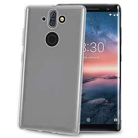 Celly TPU Case for Nokia 8 Sirocco