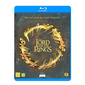 The Lord of the Rings Trilogy - Theatrical Editions (FI)