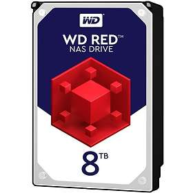 WD Red WD80EFAX 256MB 8TB